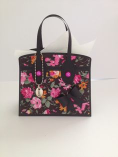 Floral Kensington Bag