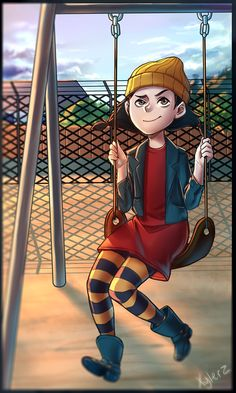 Spinelli by Xylerz on DeviantArt