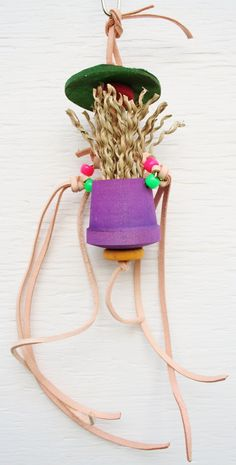 Foraging Cup Small Bird Toy Foraging Toy by WhiteWingBirdToys, $17.25