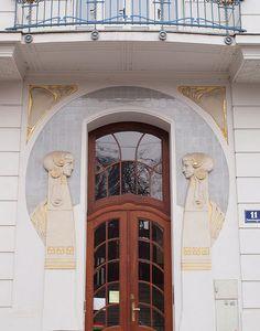 Dannebergplatz 11, Vienna, Austria
