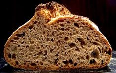 Pan de espelta integral. panarras