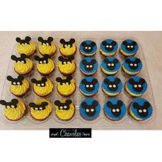 Mickymause Cupcakes