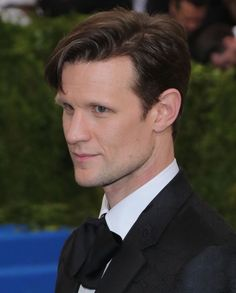 A Doctor a day/my favorite picture of Matt Smith at MET Gala 2017 in NYC