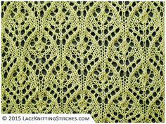 Lace Knitting Stitches: lace-charts                                                                                                                                                      Mehr