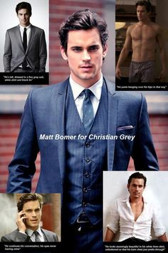 Matt Bomer for CG