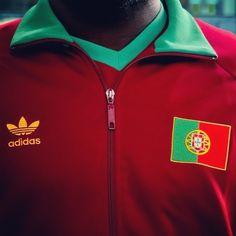 "@EnLawded.com.com's photo: ""The #Adidas #Originals #Portugal #Lisboa Track Top #Jacket #Collector #Retro #Porto #Braga #Vintage @EnLawded.com.com http://www.enlawded.com/the_collection/country/portugal"""