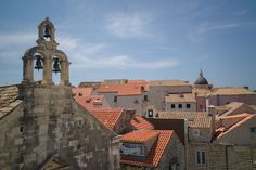 View from Dubrovnik walls 2
