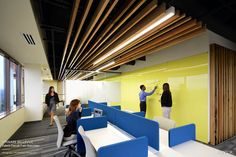 Six Office Design Trends to Watch in 2016 — Kontor Notes — Medium