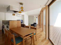 House at Kawachi-Nagano