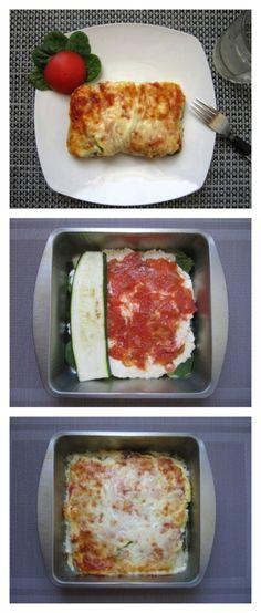 Veggie Zucchini Lasagna Recipe