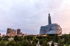 The Canadian Museum for Human Rights has helped put Winnipeg on the world   stage.