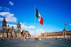 I➨ Te compartimos 10 curiosidades sobre México que seguramente no conocías. ¿Sabías Que? México tiene la segunda frontera más larga del mundo.