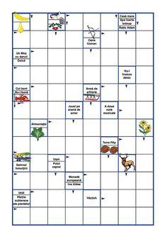 4 Kids, Cool Kids, Romanian Language, Printed Pages, Preschool Worksheets, Alphabet, Homeschool, Classroom, Teacher