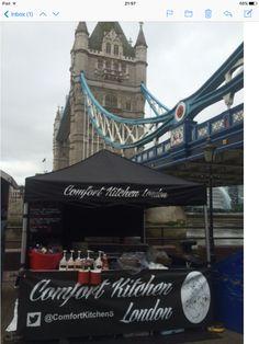 London street food Street Food London, Old London, Spas, Good Old, Tower Bridge, Hotels, England, Travel, Cafes