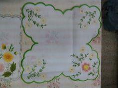 Panera de Tela (pintura textil) / Dulces Detalles