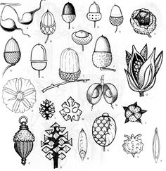Book with many templates designs . Discussion on LiveInternet - Russian Service Online diary Zen Doodle, Doodle Art, Pattern Art, Pattern Design, Flower Doodles, Motif Floral, Textures Patterns, Art Patterns, William Morris