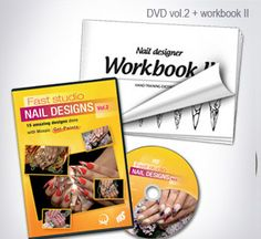 dvd+wprkbook Nail Designs, Accessories, Nail Design, Fingernail Designs, Nail Arts, Ornament
