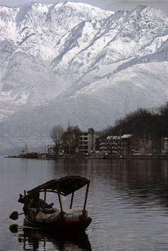 Kashmir winter 1988