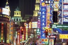 21 Shanghai-Nanjing Lu
