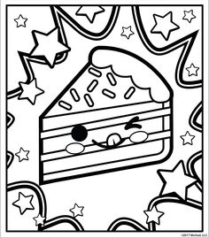 Coloring Pages for Girls | Scentos