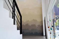 Image result for using chalk paint on walls