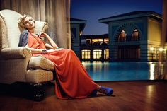 Jumeirah Zabeel Saray Hotel, Dubai - Royal Residences - Lifestyle - Living Room
