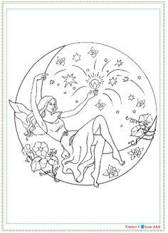 STCI, adult coloring mandalas and children Pattern Coloring Pages, Colouring Pages, Adult Coloring Pages, Coloring Sheets, Coloring Books, Mandala Art, Mandala Nature, Mandalas Painting, Clipart Black And White