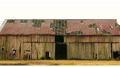 Old Piqua Ohio Barn