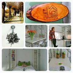Prachtige Bed and Breakfast / Studio. http://itisgoodinmyhood.blogspot.nl/2014/02/whats-in-my-hood-het-weerhuis.html
