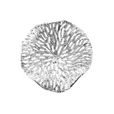 Round pendant made of silver with an openwork. Wear it with a chain or a silk cord.