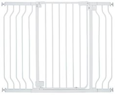 Summer Infant Sure and Secure Extra Tall Walk-Thru Gate, White - Click image twice for more info - See a larger selection of  gates and doorways  at   http://zbabybaby.com/category/baby-categories/baby-safety/baby-gates-and-doorways/  - gift ideas, baby , baby shower gift ideas , kids   « zBabyBaby.com