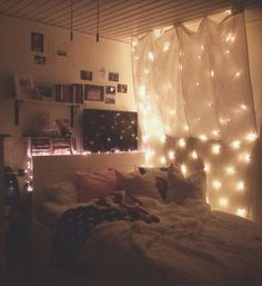 Lights in the room