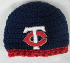 78cdadbcf Crocheted Twins Inspired Beanie Hat - MADE TO ORDER - Handmade by Me
