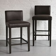 Image result for black stool low back