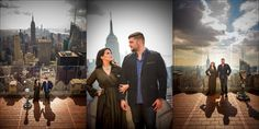 NYC Engagement Photos by Manolo Doreste