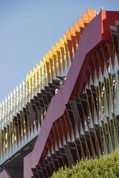 City of Santa Monica Parking Structure #6 / Behnisch Architekten + Studio Jantzen