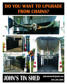Upgrade from chains to gates Tin Shed, How To Remove Rust, Plasma Cutting, Gates, Chains, Restoration, Outdoor Decor, Home, Ad Home
