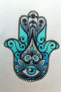 Hamsa Tattoo Meaning (15)
