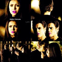 + [1x10 - The Turning Point] • My first TVD OTP oh my.. • I dedicate this to my…