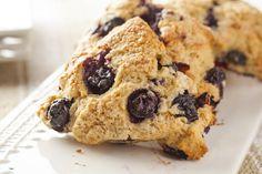 Nutcracker Dessert Scones -  Celebrate the holiday season with these tasty, low-calorie dessert scones.