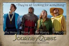 Journeyquest - they're all looking for something...