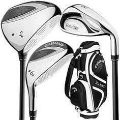 Callaway Golf Solaire 14-Piece Complete Club Set