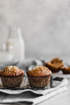 Changing up your breakfast routine, one reasonably healthy bite at a time with whole wheat morning glory muffins! New year, new you. Muffin Recipes, Breakfast Recipes, Dessert Recipes, Desserts, Breakfast Muffins, Brunch Recipes, Morning Glory Muffins, Cupcake Photography, Food Photography