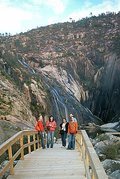 Cascada del rio Xallas - Ezaro, Galicia - Costa da Morte - Conflict of Pinterest