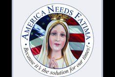 America Needs Fatima, as does the whole world.