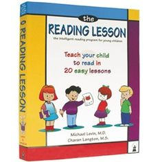 what I used for teaching Gabriel how to read