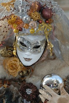 Venice Carnival Mask from My Venetian Mask