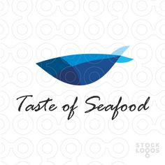 Logo shows a geometric shape of an abstract fish created from a couple of elements. This logo is ideal for restaurant specialized in serving dishes made from fish and sea food. It can be also used for exotic fish importer, sea food market, fish market, sushi or Asian cuisine restaurant, fishing store, producers of canned fishes.