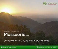 Visit #Mussoorie and enjoy the spectacular views of the #mountains with your own brand new #vacationhome addition to the 'V' are family network. This home sits perched on one corner giving you the best of both world -  'being close to the hustle and bustle and yet being away from it all'.  #FamilyVacation #VacationRental #FamilyTrips #Varefamily  Enquire Now: Call +91-9810074777 or visit: www.varefamily.com