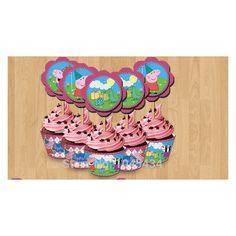 cupcake wraper (saia para cupcake) 10 unids